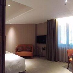 Отель Green World Taipei Station 3* Стандартный номер с различными типами кроватей фото 8