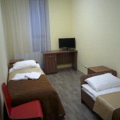 Отель Вояж 2* Номер с общей ванной комнатой фото 2