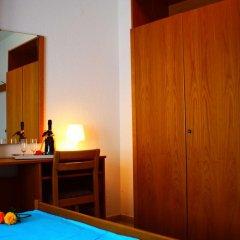 Отель Salonikiou Beach Deluxe Apartments Греция, Аристотелес - отзывы, цены и фото номеров - забронировать отель Salonikiou Beach Deluxe Apartments онлайн удобства в номере