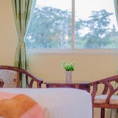 Отель Phaithong Sotel Resort 3* Улучшенный номер с двуспальной кроватью фото 15