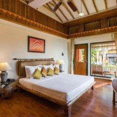 Отель Chaba Cabana Beach Resort 4* Вилла Делюкс с различными типами кроватей фото 4