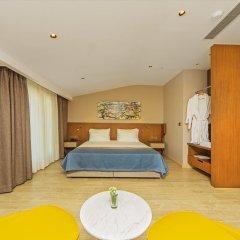 Redmont Hotel Nisantasi 4* Улучшенный люкс с различными типами кроватей