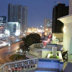 Ramada Hotel Dubai балкон