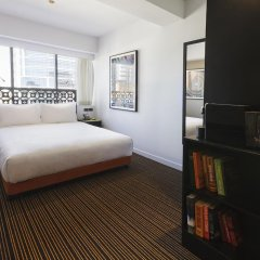 Отель Tryp Fortitude Valley 4* Стандартный номер с различными типами кроватей