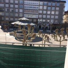 Отель Albergue De Peregrinos La Bilbaina Испания, Сантония - отзывы, цены и фото номеров - забронировать отель Albergue De Peregrinos La Bilbaina онлайн балкон