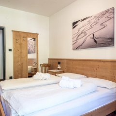 Отель Residence La Roggia Долина Валь-ди-Фасса комната для гостей фото 2