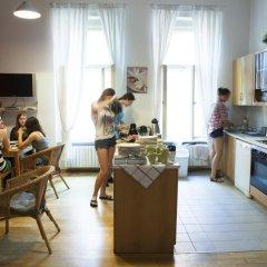 Hostel Rosemary Апартаменты с различными типами кроватей фото 19
