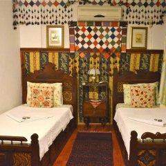 Homeros Pension & Guesthouse Стандартный номер с 2 отдельными кроватями фото 5