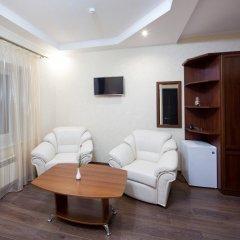 Гостиница Элегант 3* Номер Делюкс с двуспальной кроватью фото 3