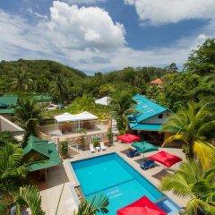 Отель Patong Rai Rum Yen Resort 3* Апартаменты с двуспальной кроватью фото 17