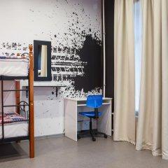 Hostel Racing Paradise Кровать в общем номере с двухъярусной кроватью фото 35
