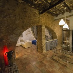 Отель Le stanze dello Scirocco Sicily Luxury Стандартный номер