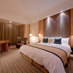 New World Shunde Hotel 4* Улучшенный номер с различными типами кроватей фото 2