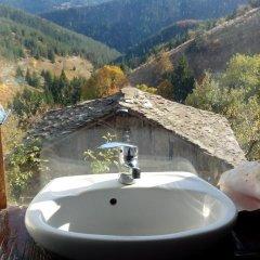 Отель Zornica Guest House Болгария, Чепеларе - отзывы, цены и фото номеров - забронировать отель Zornica Guest House онлайн ванная