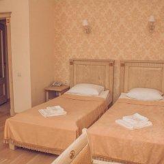 Гостиница Акрополис Номер Комфорт разные типы кроватей фото 7