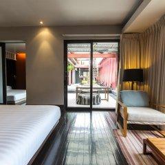 Отель LoogChoob Homestay Люкс с различными типами кроватей