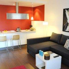 Апартаменты Your Home In Barcelona Apartments Барселона комната для гостей фото 5