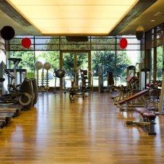 Gloria Serenity Resort Турция, Белек - 3 отзыва об отеле, цены и фото номеров - забронировать отель Gloria Serenity Resort - All Inclusive онлайн фитнесс-зал фото 2