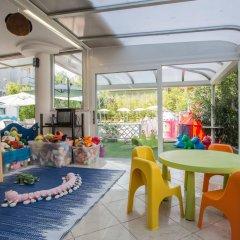 Отель Tre Rose Риччоне детские мероприятия фото 2
