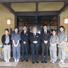Отель Yufuin Ryokan Baien Хидзи фото 8