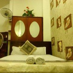 Отель Sai Gon Cosy 2* Стандартный номер с двуспальной кроватью