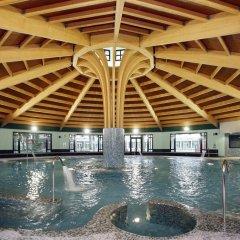 Отель Castilla Termal Balneario de Solares 4* Стандартный номер с различными типами кроватей фото 4