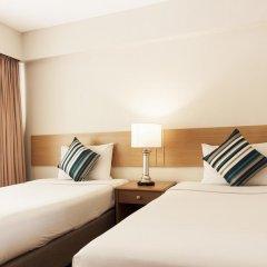 Samran Place Hotel 3* Стандартный номер с 2 отдельными кроватями фото 3