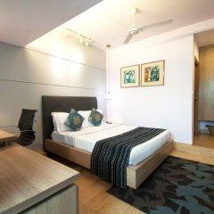 The Corus Hotel 3* Номер Делюкс с различными типами кроватей фото 5