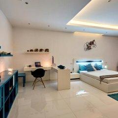 Отель Villa Blanche Таиланд, Самуи - отзывы, цены и фото номеров - забронировать отель Villa Blanche онлайн комната для гостей фото 4