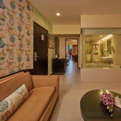 Отель Royal Orchid Beach Resort & Spa 5* Стандартный номер фото 4