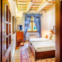 Hotel U Krale Karla 4* Улучшенный номер с различными типами кроватей фото 6