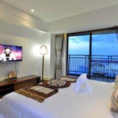 Barry Boutique Hotel Sanya 5* Представительский люкс с различными типами кроватей фото 4