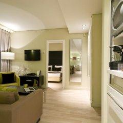 Отель B-aparthotel Grand Place 3* Представительский номер с различными типами кроватей фото 4