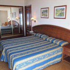 Отель Mirador Ria de Arosa 2* Стандартный номер с различными типами кроватей фото 4