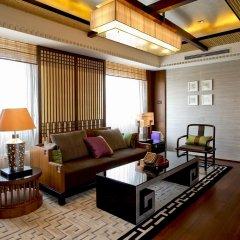 Hotel New Otani Chang Fu Gong комната для гостей фото 8