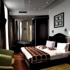 Garni Hotel Zeder 4* Номер Делюкс с различными типами кроватей фото 2