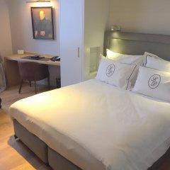 Hotel le Dixseptieme 4* Стандартный номер с различными типами кроватей