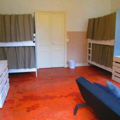 La Maïoun Guesthouse Hostel Кровать в общем номере с двухъярусной кроватью фото 7