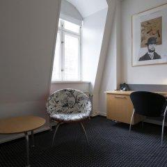 Hotel Koldingfjord 4* Стандартный номер с двуспальной кроватью фото 5