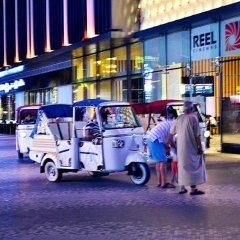 Отель Vacation Bay - Sadaf-5 Residence городской автобус