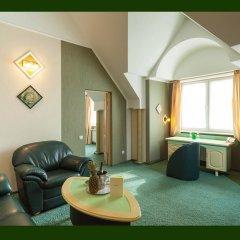 Hotel Oberteich Lux 4* Апартаменты фото 3