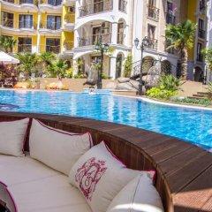 Отель Harmony Suites Monte Carlo Болгария, Солнечный берег - 1 отзыв об отеле, цены и фото номеров - забронировать отель Harmony Suites Monte Carlo онлайн бассейн фото 3
