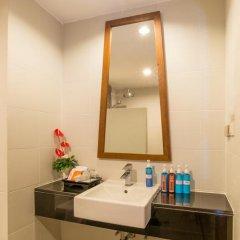 Отель Srisuksant Resort 4* Улучшенный номер с различными типами кроватей фото 13