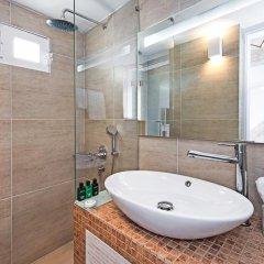 Отель Athina Luxury Suites 4* Люкс с двуспальной кроватью фото 24