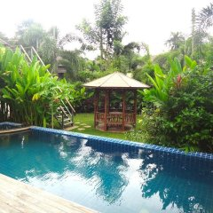 Отель Sun Paradise Villas Karon бассейн