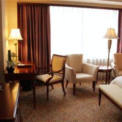 Guxiang Hotel Shanghai 4* Улучшенный номер с различными типами кроватей фото 5