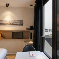 Отель Kaai 11 4* Стандартный номер с различными типами кроватей фото 10