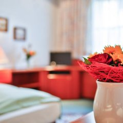 Отель Best Living Hotel AROTEL Германия, Нюрнберг - отзывы, цены и фото номеров - забронировать отель Best Living Hotel AROTEL онлайн комната для гостей фото 3