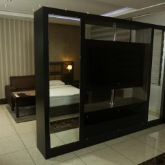 Отель Avan Plaza 3* Номер Делюкс разные типы кроватей фото 8
