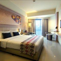 Отель Citadines Kuta Beach Bali 4* Студия с двуспальной кроватью фото 4
